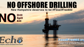 Submit your comments by March 9th, attend BOEM meeting & protest to stop offshore drilling in th