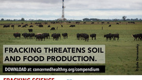 Fracking threatens soil and food production