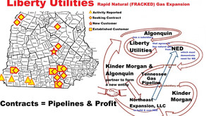 Keene Sentinel Editorial suggests gas use is benign, climate activists are conspiratorial.