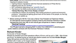 Who is Allen Fore of Kinder Morgan?