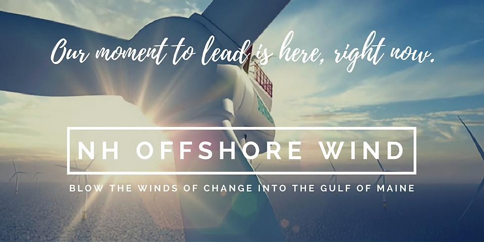 Offshore Wind Action - Call Governor Sununu (scripts included)