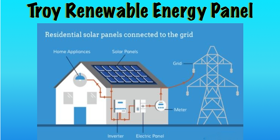Troy Renewable Energy Panel