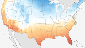 Freezing? Wondering where global warming went? The science is right here.