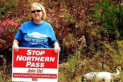 Gail: Stop Northern Pass