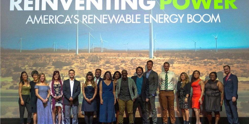 """Reinventing Power"" Hosted by Vermont Lt. Governor Zuckerman"