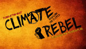 Are you a Climate Rebel? Join the rebellion and demand climate action!