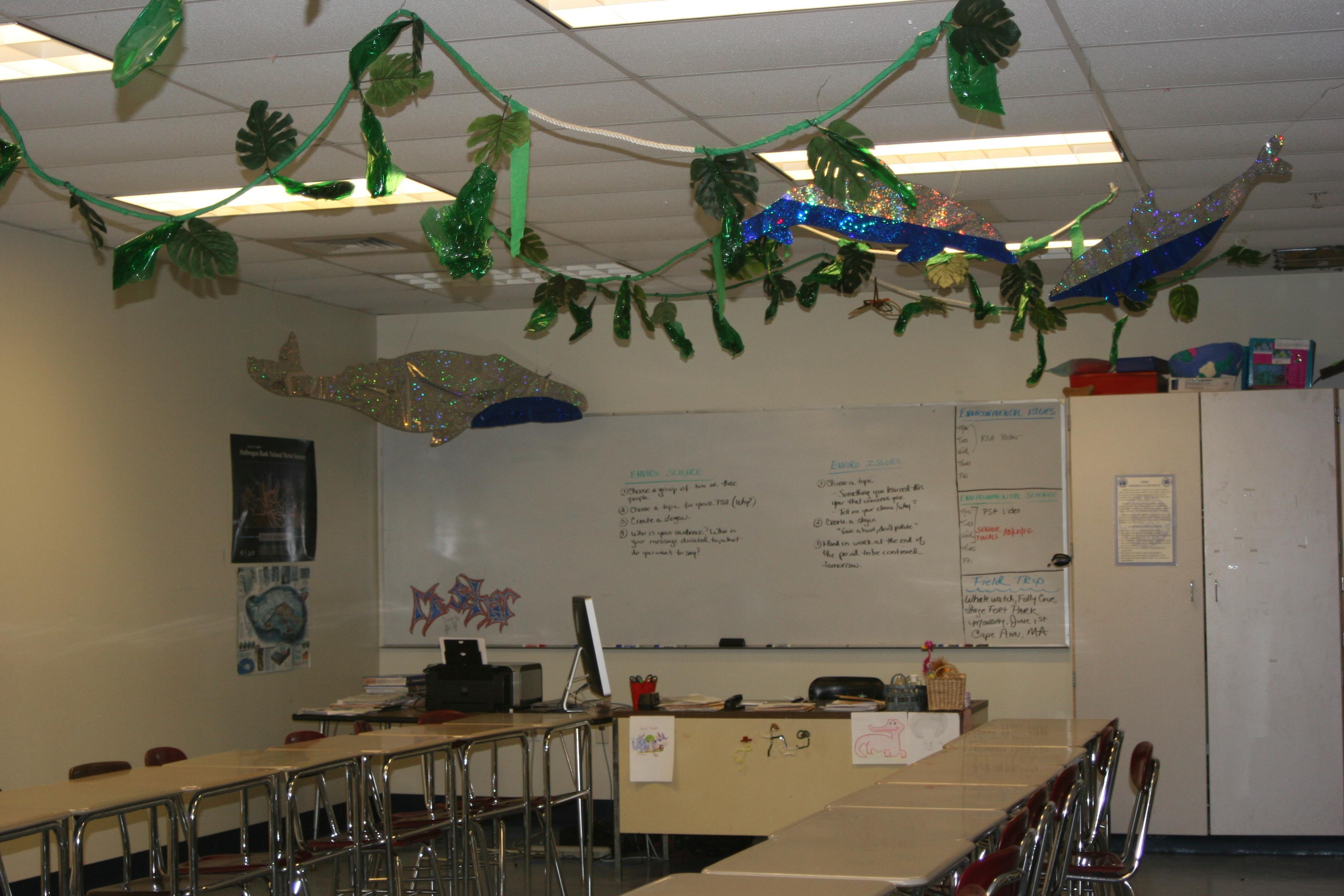 Under The Sea Theme Classroom