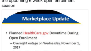 Critical: Health care open enrollment opens soon, but you may not know about it or restricted sign u