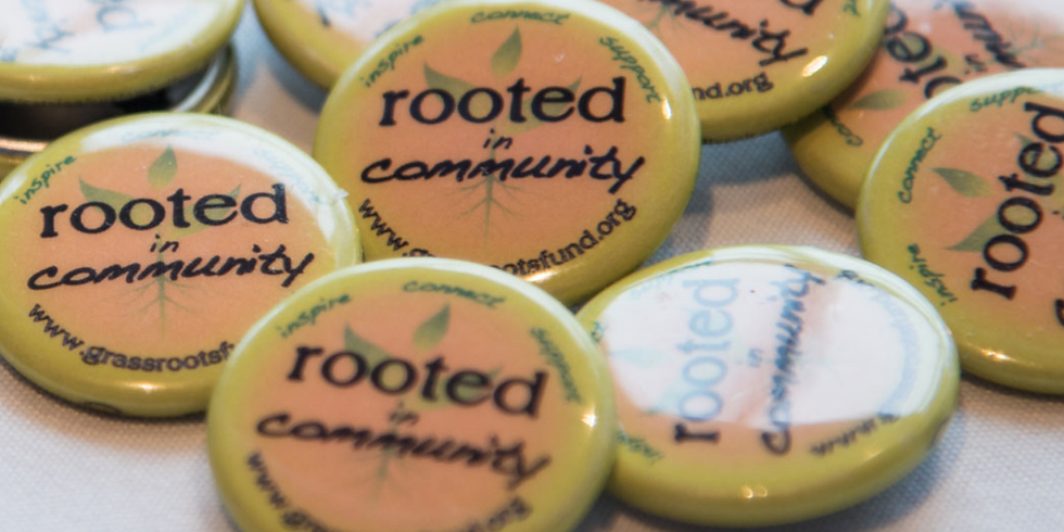 "New England Grassroots Environment Fund ""RootSkills Conference"""
