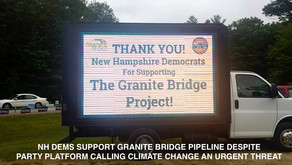 Liberty Utilities claims gas pipeline fights climate change, thanks NH Dems for their support, despi