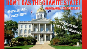 Petition to stop conversion of NH State House, state buildings & Concord School District to frac