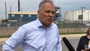 Jay Inslee calls out Enbridge's Line 5 pipeline as a 'clear and present threat'