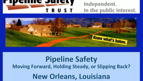 Takeaways from the 2017 Pipeline Safety Trust Conference