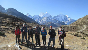 ECHO Action's Chris Balch to hike Everest base camp for Duchenne Muscular Dystrophy research, Ho