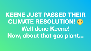 Keene passes resolution to push the goals of the Paris Climate Accord
