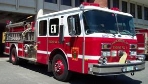 Manchester residents smell gas, fire crews respond