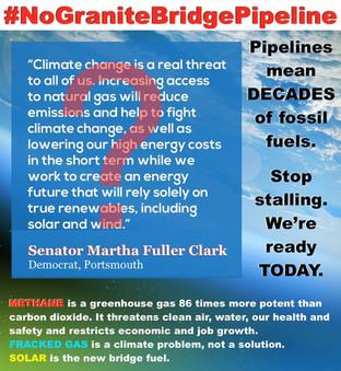 Senator Martha Fuller Clark Quote