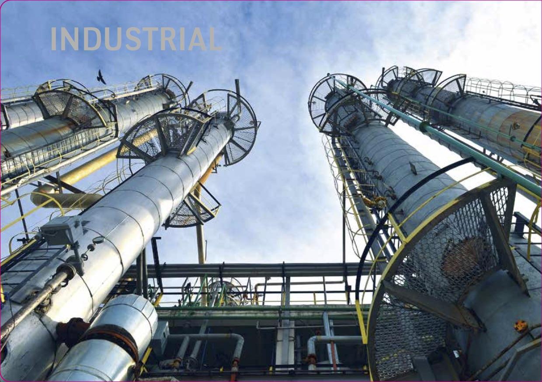 Industrial Locations Romania
