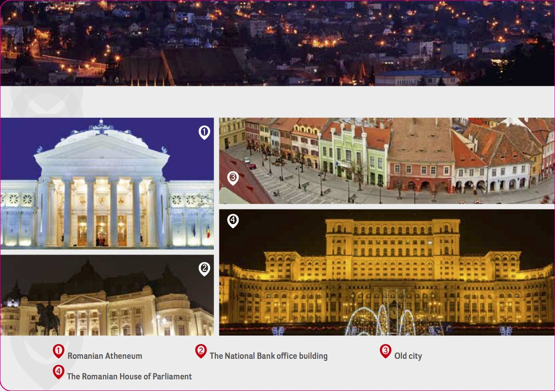 Locations Romania