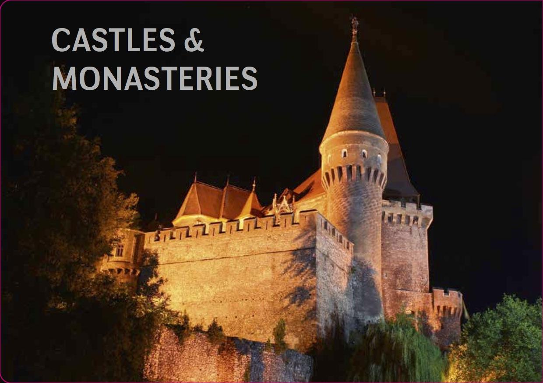 Castles & Monasteries