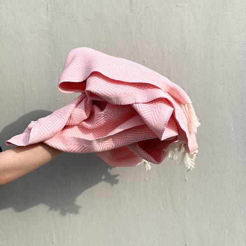 Sultana Peshtemal pink