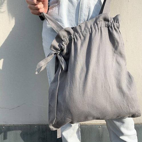 Bow Bag grey