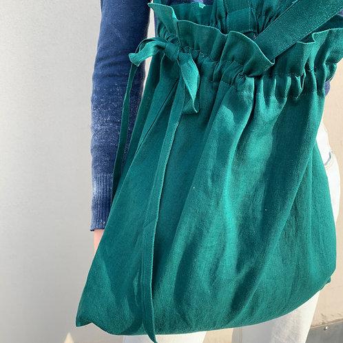 Bow Bag jade