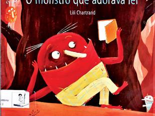 O monstro que adorava ler