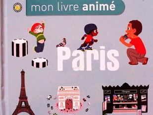 Paris - mon livre animé