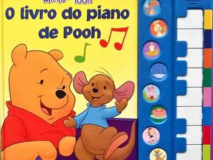 O livro do piano de Pooh