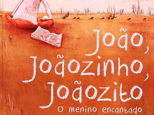 João, Joãozinho, Joãozito o menino encantado