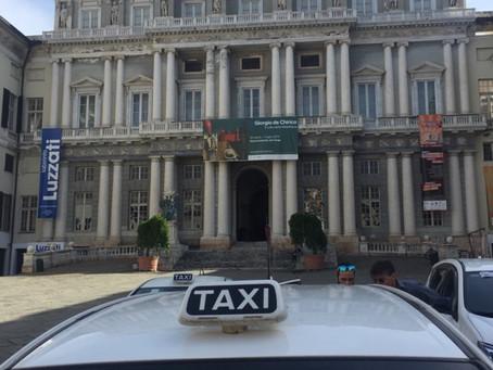Taxi Service Milano a Genova