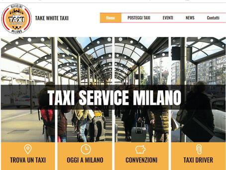 Diamo il benvenuto alla piattaforma www.taxiservicemilano.it