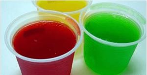 gelatina para quitar el hambre