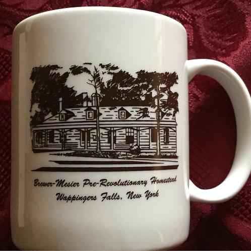 Coffee Mug - Brewer-Mesier Homestead