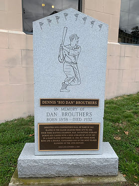 Dan Brouthers Monument.jpeg
