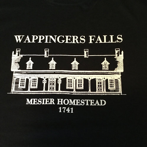 1st Edition - Mesier Homestead Short-sleeved T-Shirt