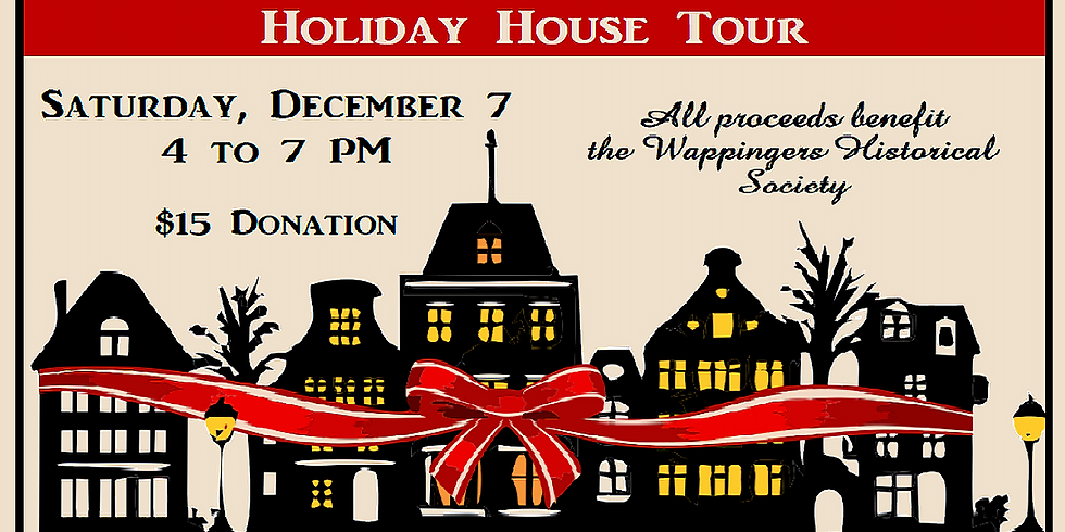 Village of Wappingers Falls Holiday House Tour