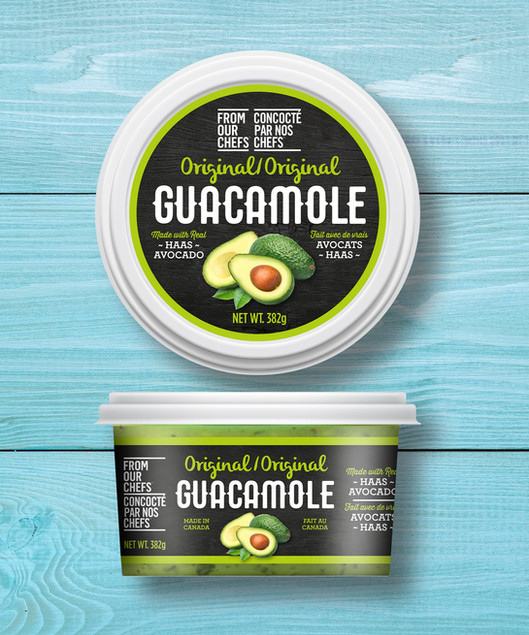 From Our Chefs Guacamole