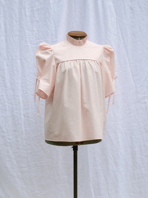 THE NORA BLOUSE - PINK