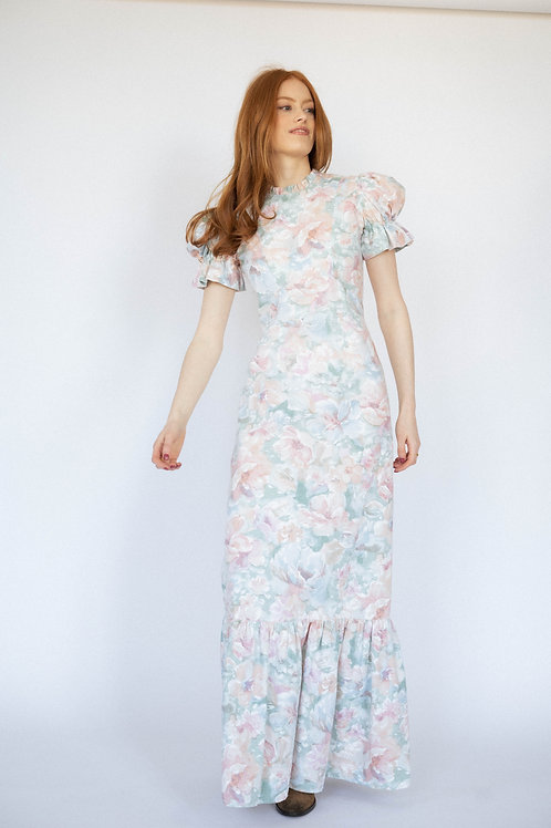 The Betty Dress - Floral