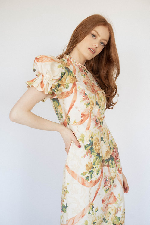 The Betty Dress - Ribbons