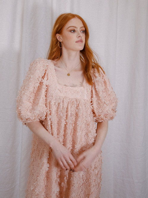 THE OTTO DRESS - PINK