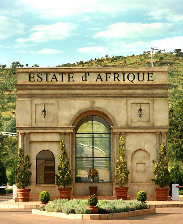 Estate D' Afrique