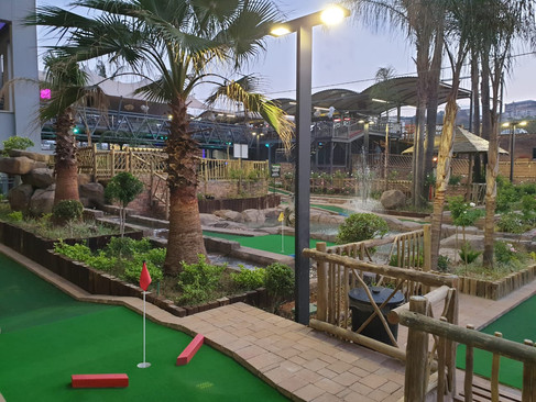 Adventure Golf - Hillfox