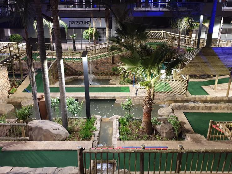 Adventure Golf - Hillfox
