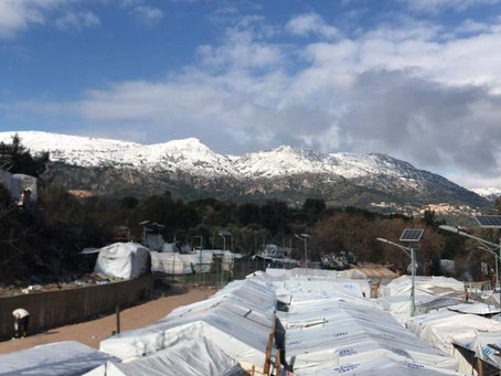 Climate change and the Aegean Humanitarian Crisis