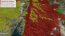 Proyectan la autovía de montaña sobre el principal yacimiento de uranio de Córdoba