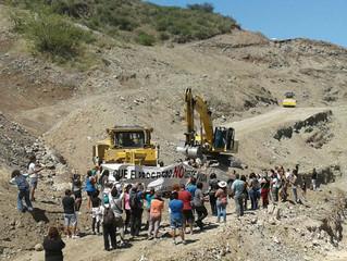 Organizaciones rechazan decreto que habilita el financiamiento de la autovía de montaña sin conocers
