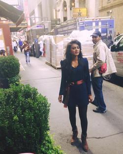 New York City Freedom Face